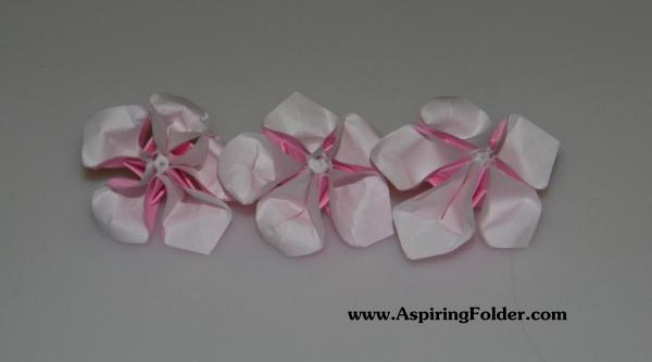 origami sakura