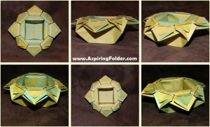 Decorative Origami Box