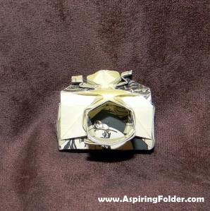 Dollar Origami Camera