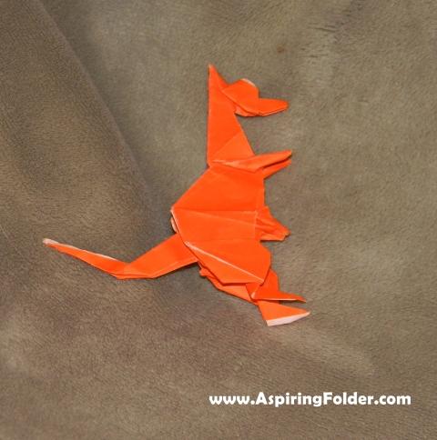 origami kangaroo